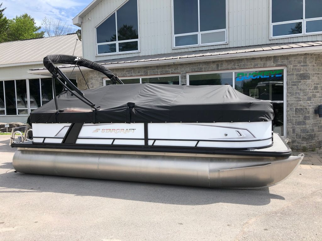 2019 Starcraft boat for sale, model of the boat is Starcraft EX 20 C & Image # 1 of 1