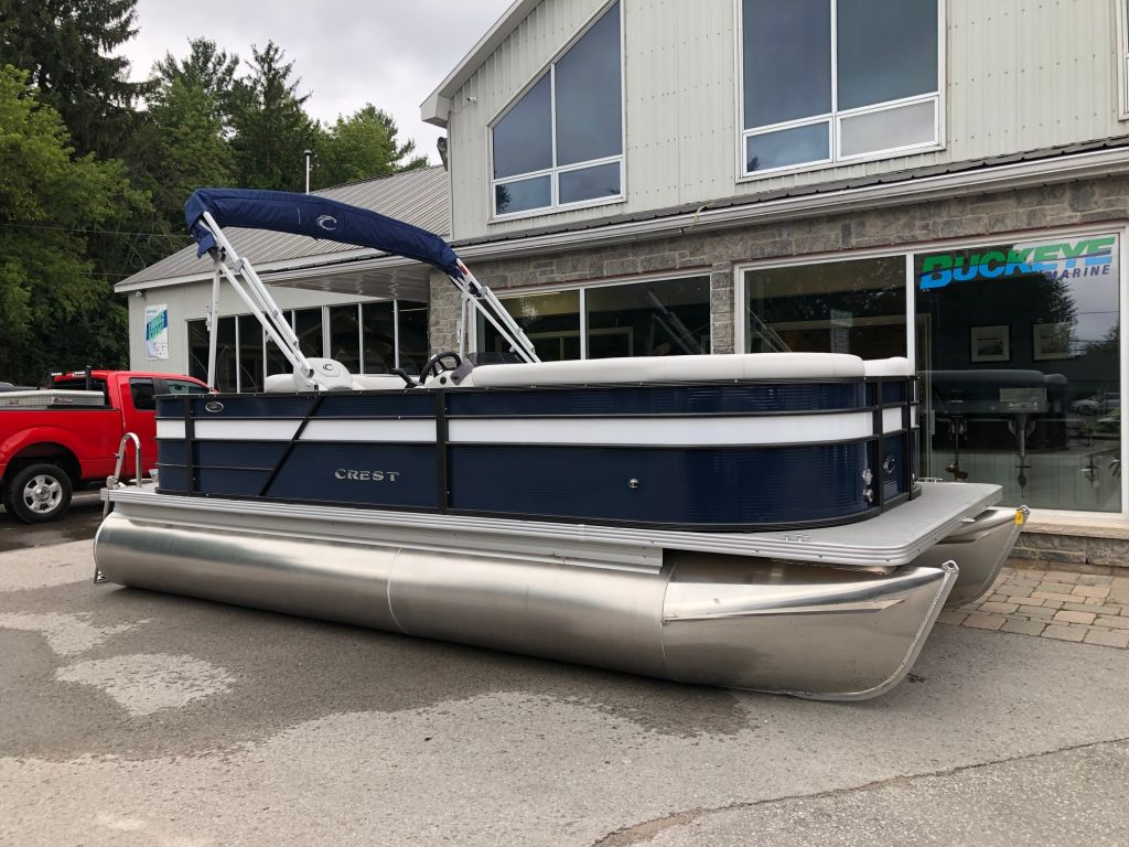 For Sale: 2019 Crest Marine I 200 L 20ft<br/>Buckeye Marine