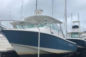 2007 EDGEWATER 265 EXPRESS for sale