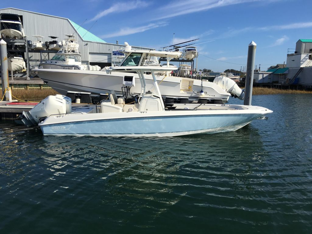 2019 Boston Whaler boat for sale, model of the boat is 270 Dauntless & Image # 43 of 47