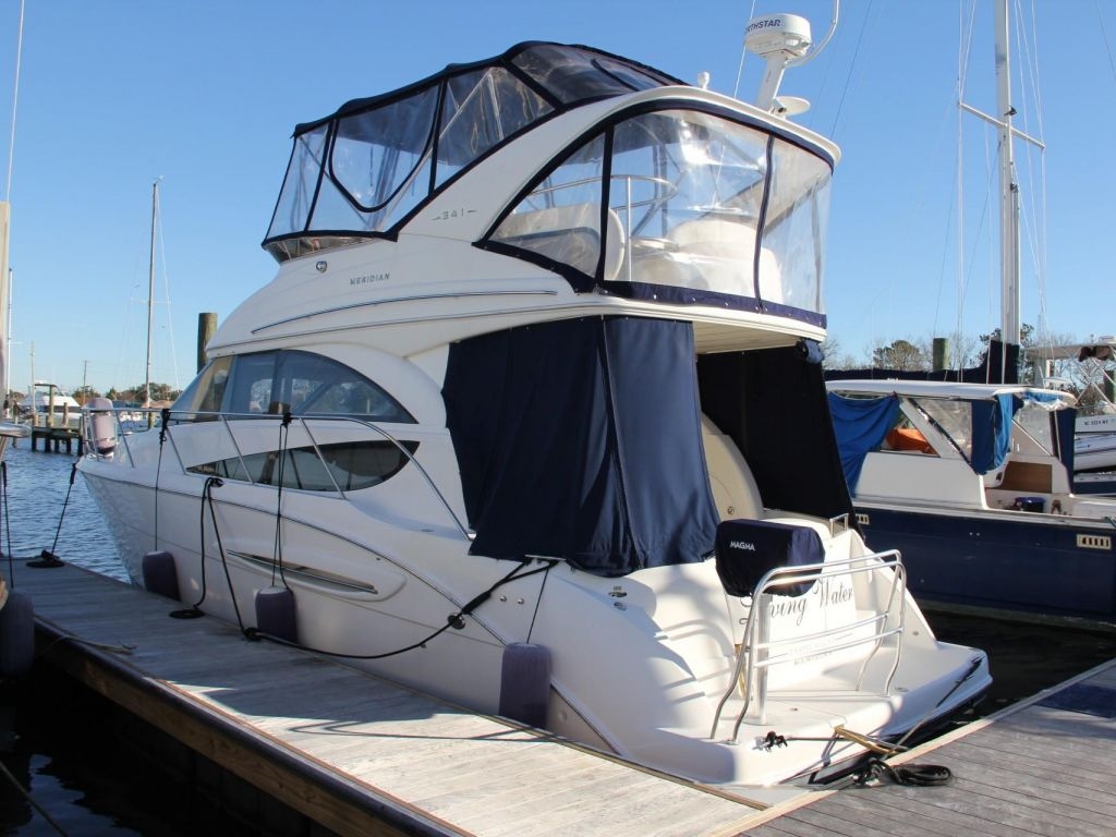 2008 Meridian boat for sale, model of the boat is 341 Sedan & Image # 16 of 57
