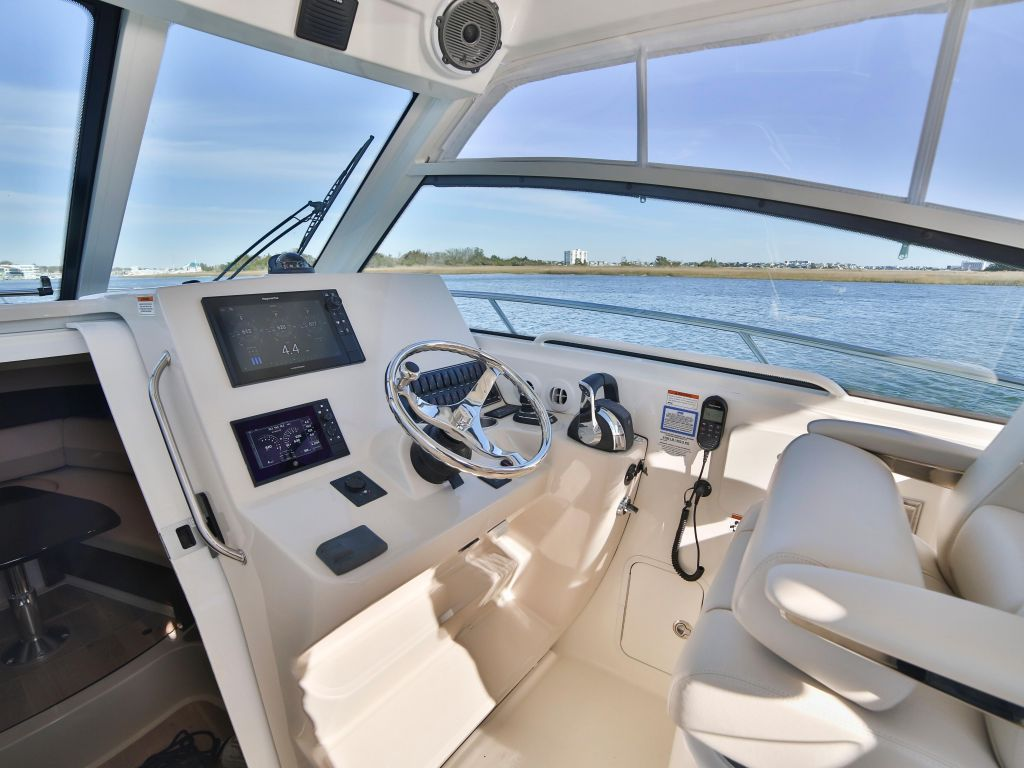 2019 Boston Whaler boat for sale, model of the boat is 345 Conquest & Image # 43 of 47