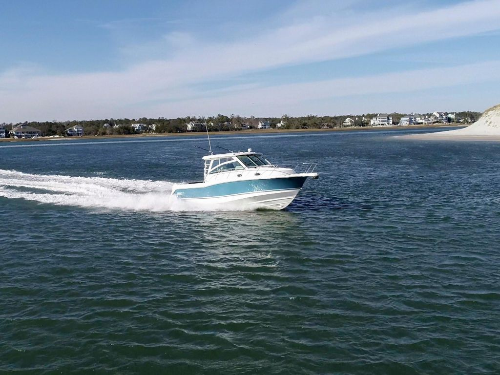 2019 Boston Whaler boat for sale, model of the boat is 345 Conquest & Image # 40 of 47