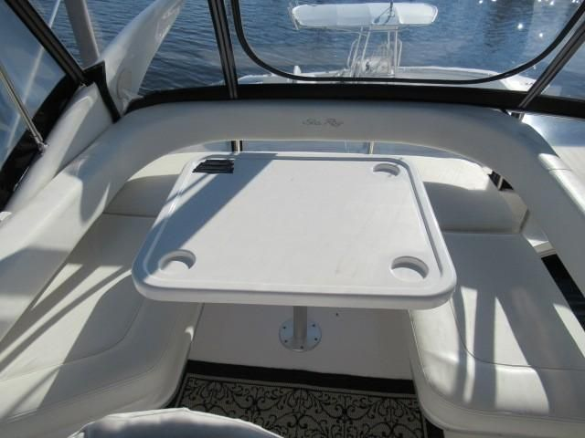2002 Sea Ray boat for sale, model of the boat is 400 Sedan Bridge & Image # 6 of 46