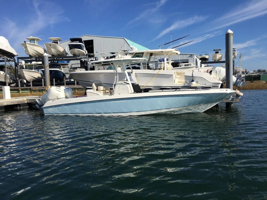 2019 Boston Whaler boat for sale, model of the boat is 270 Dauntless & Image # 44 of 47