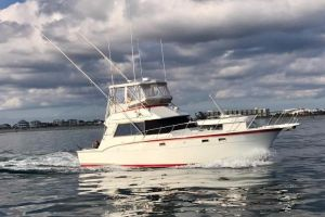 1979 HATTERAS 43 CONVERTIBLE for sale
