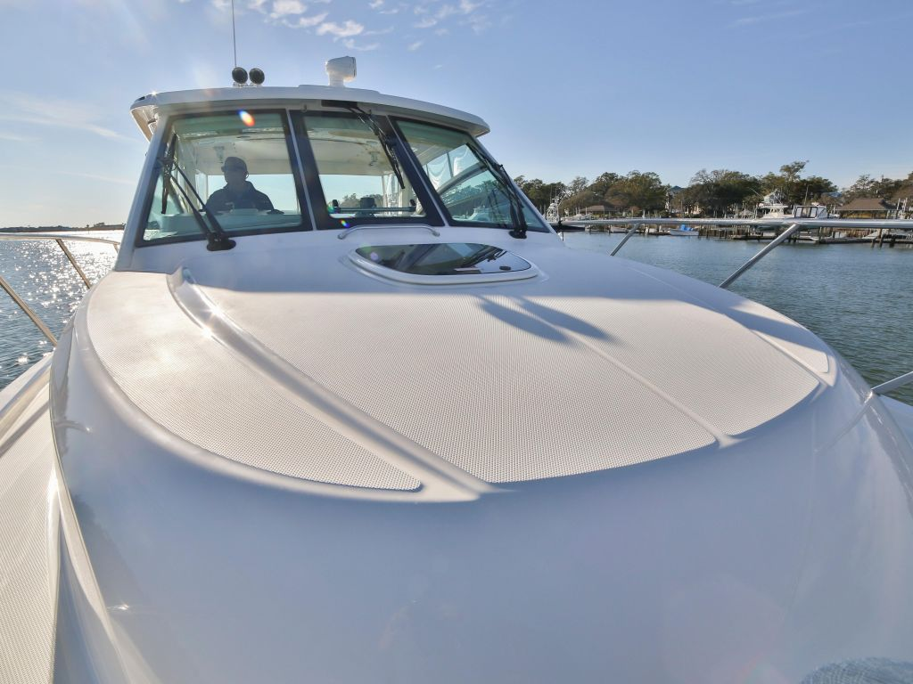2019 Boston Whaler boat for sale, model of the boat is 345 Conquest & Image # 42 of 47