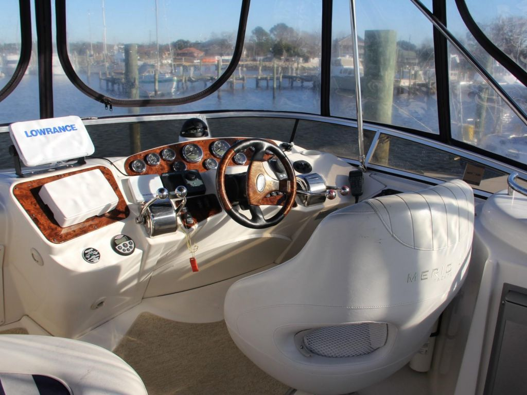 2008 Meridian boat for sale, model of the boat is 341 Sedan & Image # 18 of 57