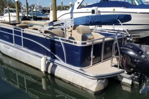2013 HARRIS 220 SL for sale
