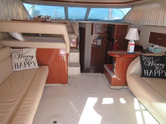 2002 Sea Ray boat for sale, model of the boat is 400 Sedan Bridge & Image # 29 of 46