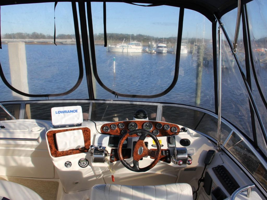 2008 Meridian boat for sale, model of the boat is 341 Sedan & Image # 19 of 57