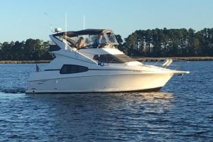 2005 SILVERTON 330 SPORT BRIDGE DIESEL for sale