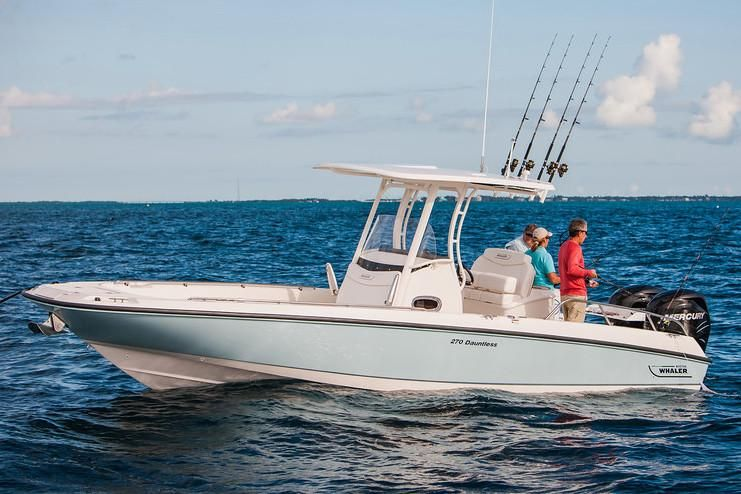 2019 Boston Whaler boat for sale, model of the boat is 270 Dauntless & Image # 45 of 47