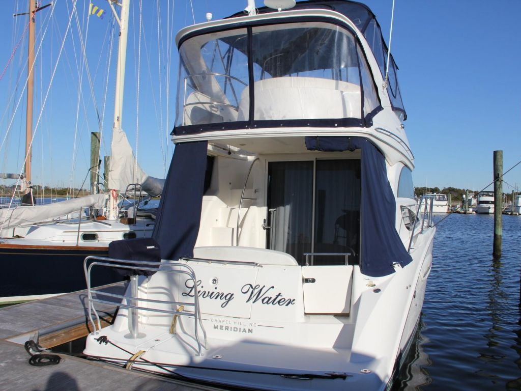 2008 Meridian boat for sale, model of the boat is 341 Sedan & Image # 17 of 57