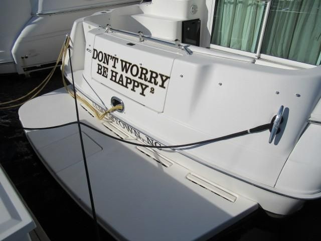 2002 Sea Ray boat for sale, model of the boat is 400 Sedan Bridge & Image # 21 of 46