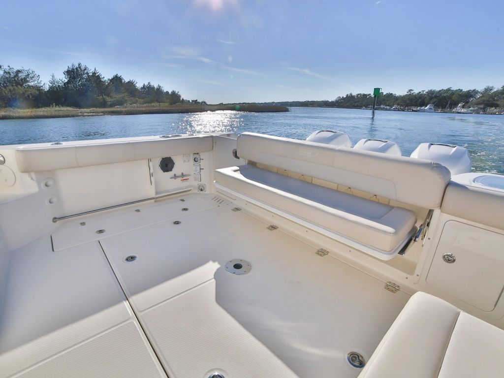 2019 Boston Whaler boat for sale, model of the boat is 345 Conquest & Image # 8 of 47