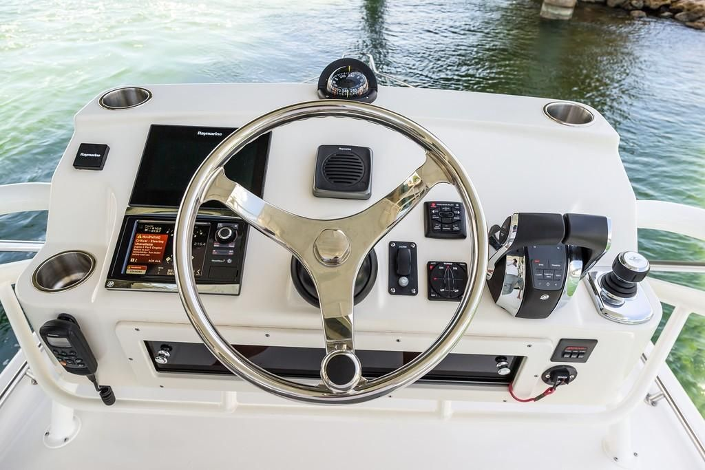 2019 Boston Whaler boat for sale, model of the boat is 345 Conquest & Image # 20 of 47
