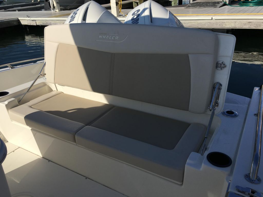 2019 Boston Whaler boat for sale, model of the boat is 270 Dauntless & Image # 38 of 47