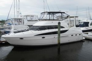 2007 MERIDIAN 408 MOTORYACHT for sale