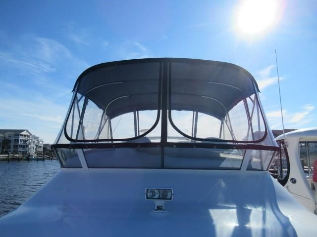 2002 Sea Ray boat for sale, model of the boat is 400 Sedan Bridge & Image # 17 of 46
