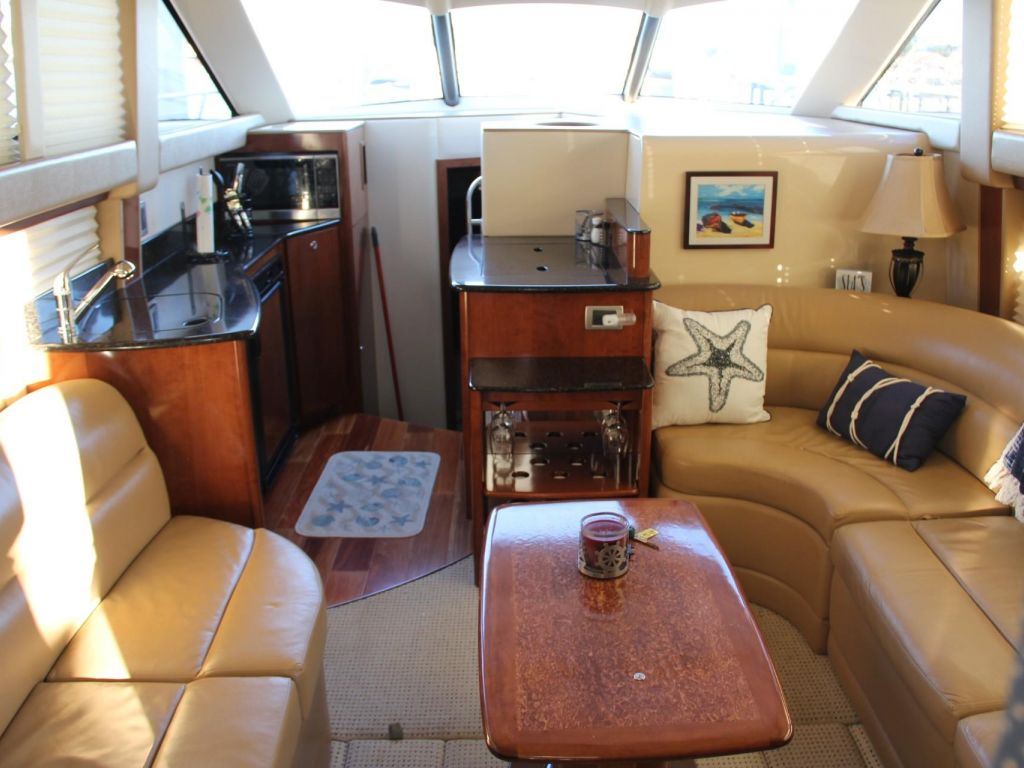 2008 Meridian boat for sale, model of the boat is 341 Sedan & Image # 6 of 57