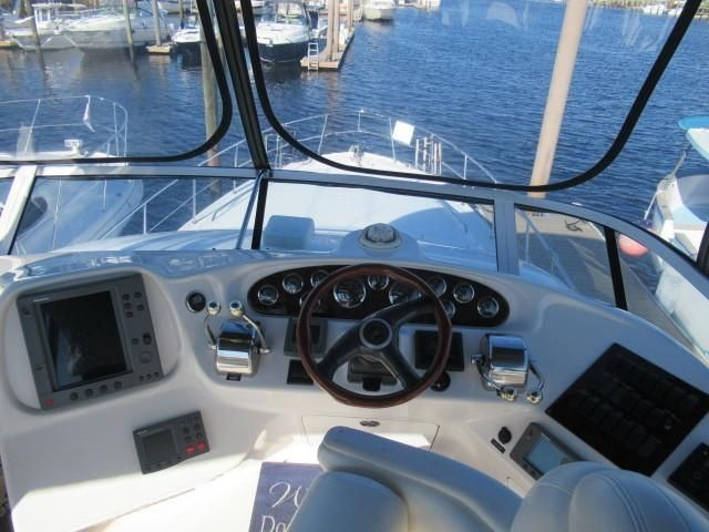 2002 Sea Ray boat for sale, model of the boat is 400 Sedan Bridge & Image # 2 of 46