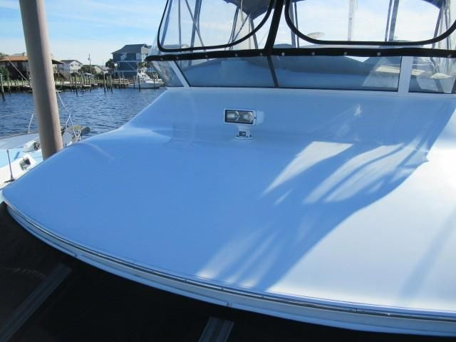 2002 Sea Ray boat for sale, model of the boat is 400 Sedan Bridge & Image # 16 of 46