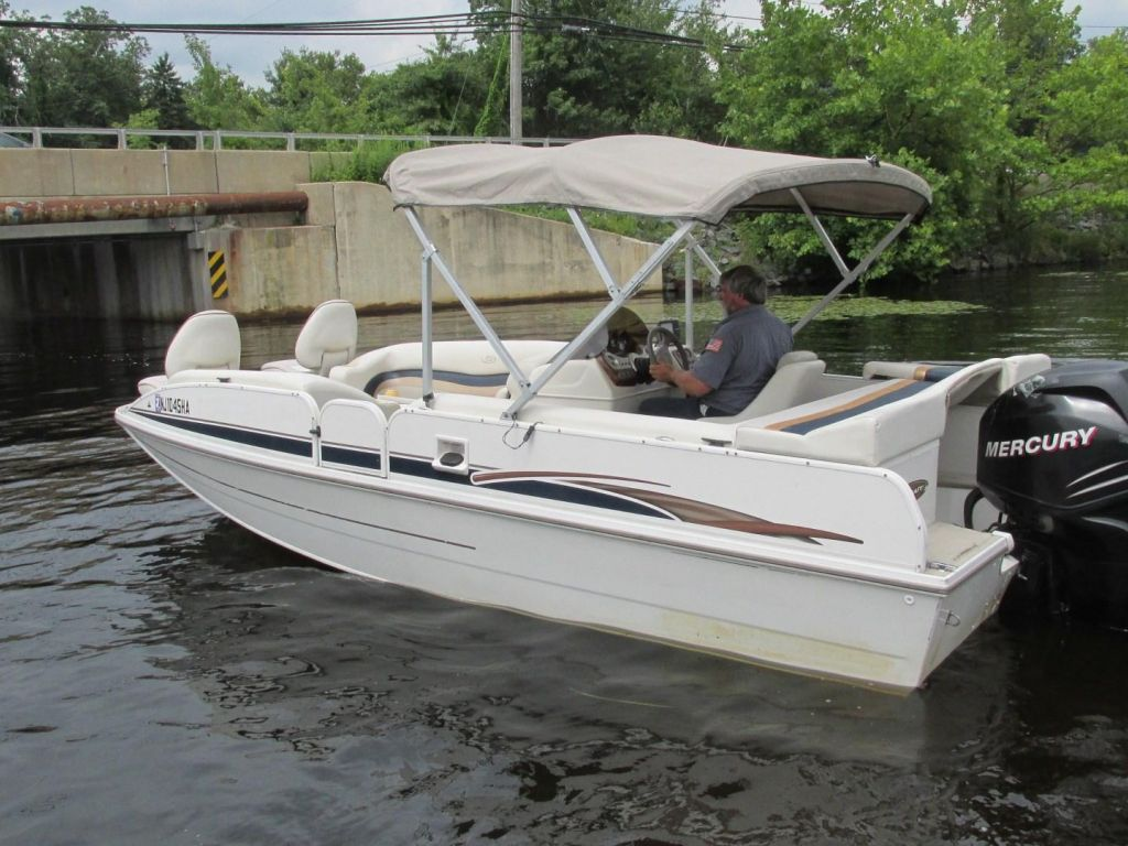2006 Princecraft boat for sale, model of the boat is Ventura 192V L2S O/B & Image # 16 of 62