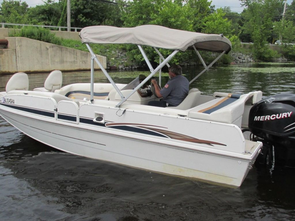 2006 Princecraft boat for sale, model of the boat is Ventura 192V L2S O/B & Image # 15 of 62