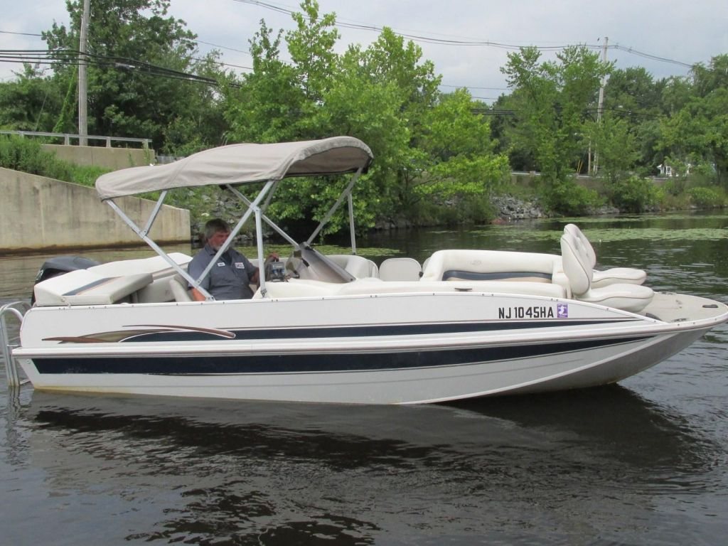 2006 Princecraft boat for sale, model of the boat is Ventura 192V L2S O/B & Image # 20 of 62