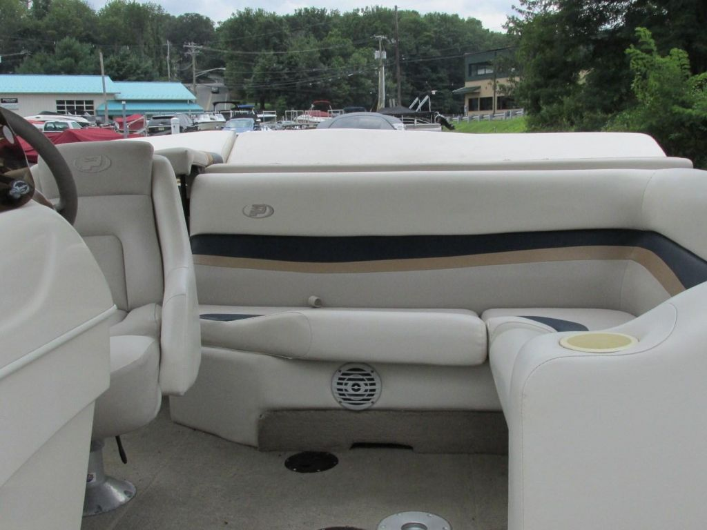 2006 Princecraft boat for sale, model of the boat is Ventura 192V L2S O/B & Image # 40 of 62