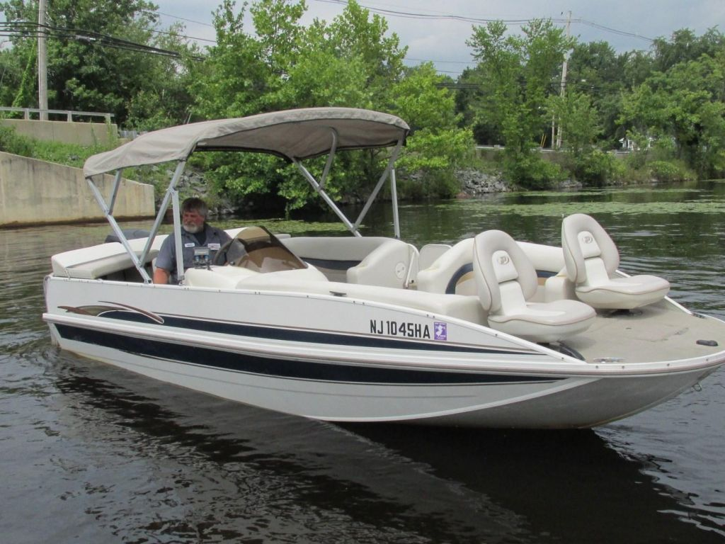 2006 Princecraft boat for sale, model of the boat is Ventura 192V L2S O/B & Image # 4 of 62