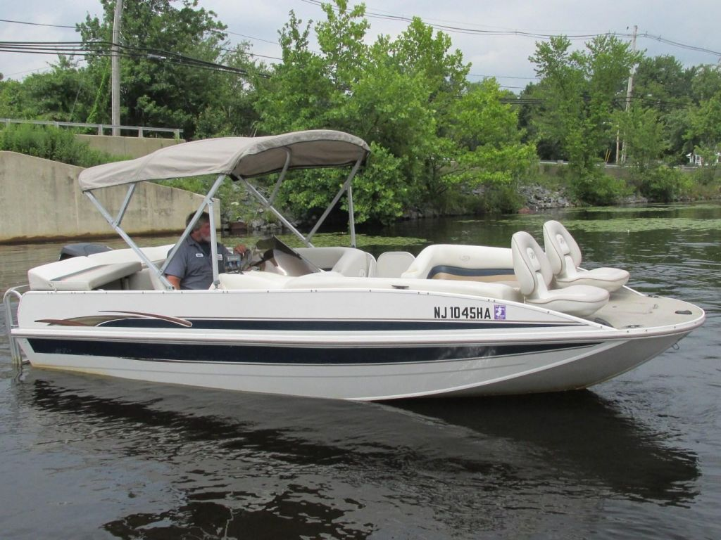 2006 Princecraft boat for sale, model of the boat is Ventura 192V L2S O/B & Image # 19 of 62