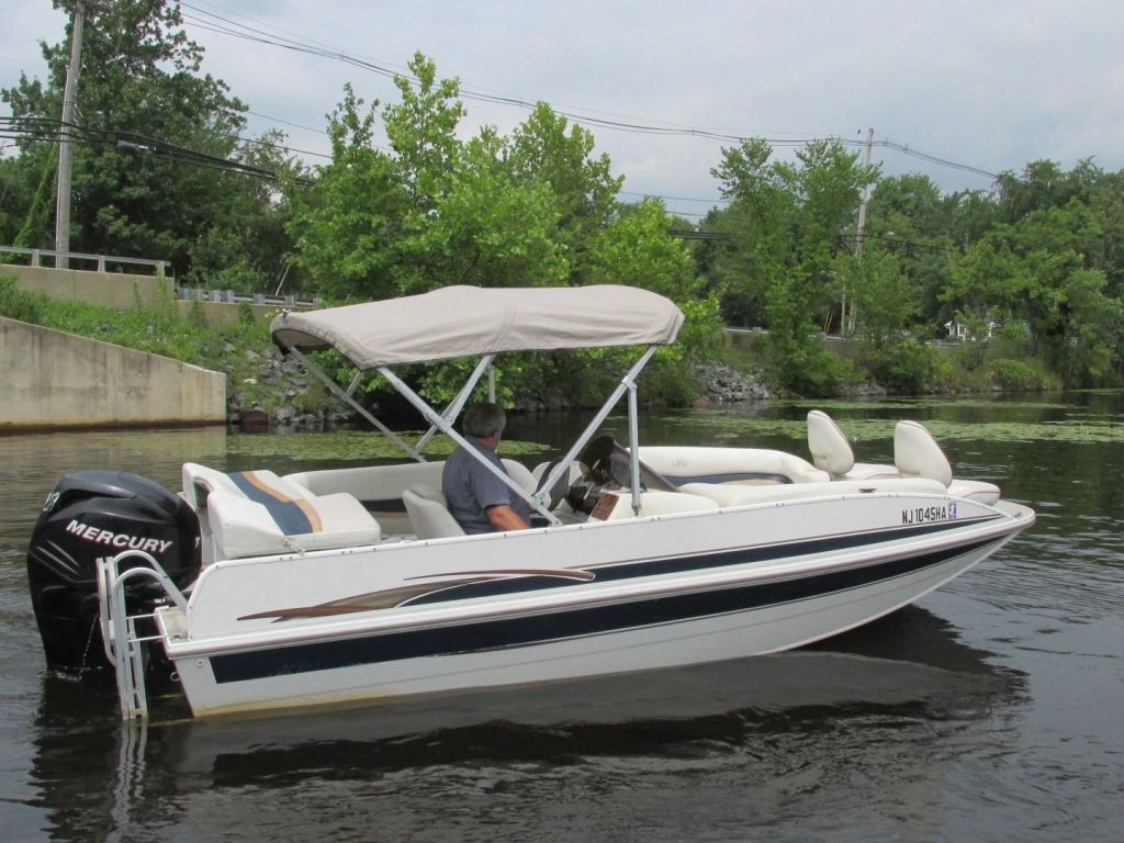 2006 Princecraft boat for sale, model of the boat is Ventura 192V L2S O/B & Image # 21 of 62