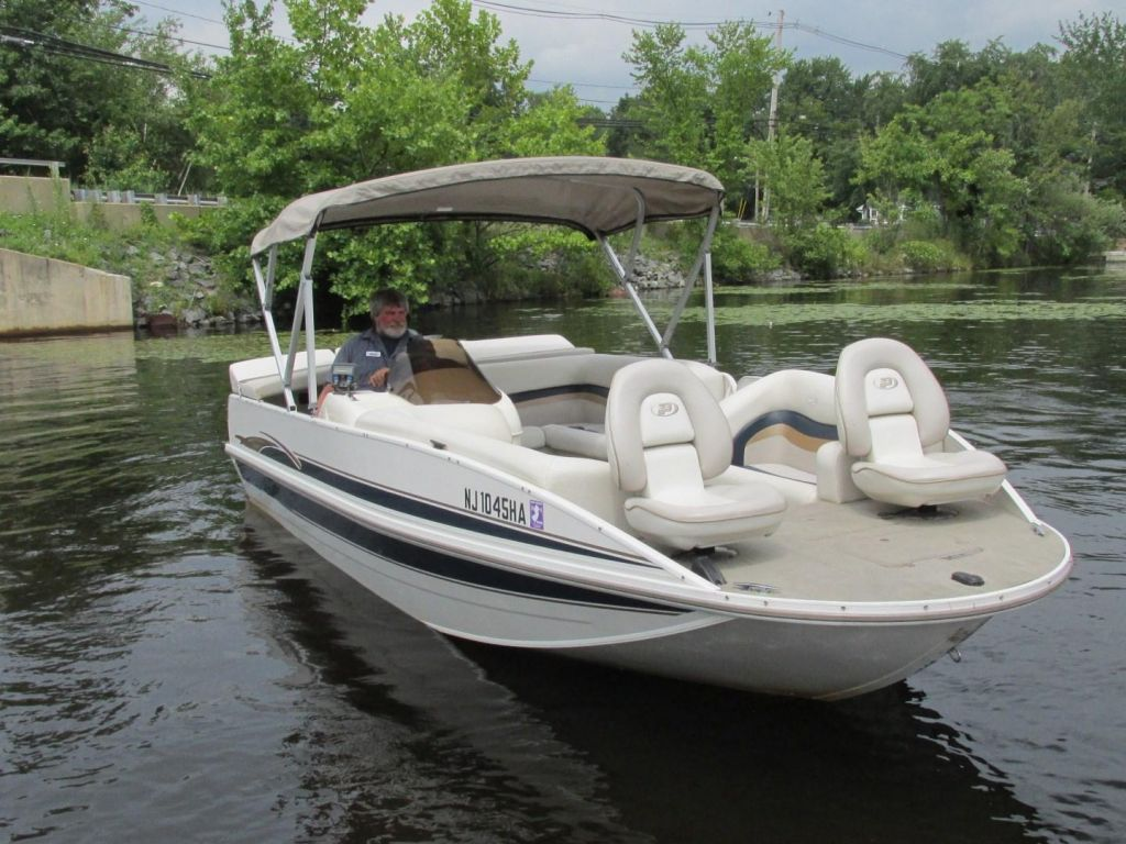 2006 Princecraft boat for sale, model of the boat is Ventura 192V L2S O/B & Image # 18 of 62
