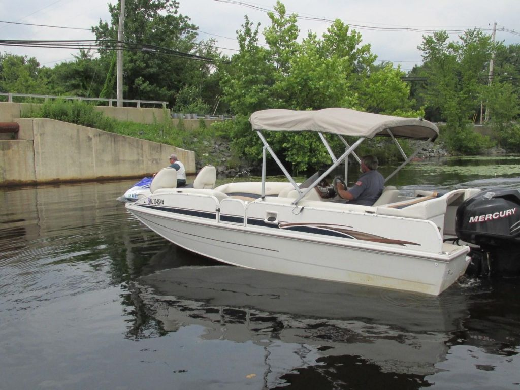 2006 Princecraft boat for sale, model of the boat is Ventura 192V L2S O/B & Image # 11 of 62