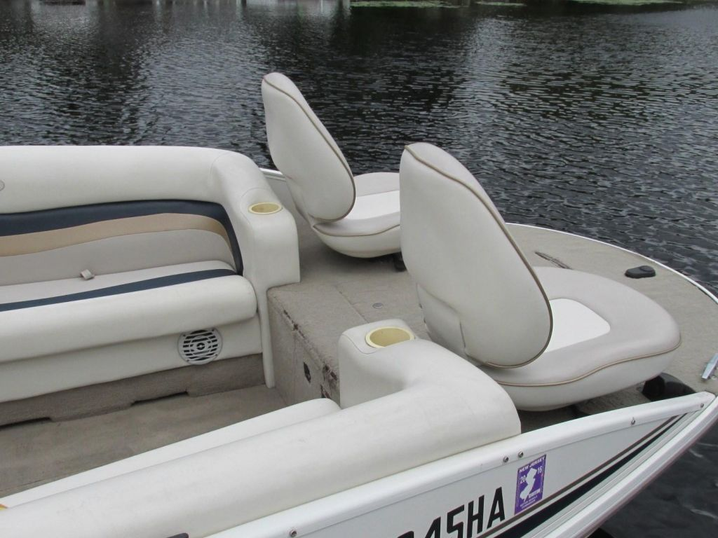 2006 Princecraft boat for sale, model of the boat is Ventura 192V L2S O/B & Image # 59 of 62