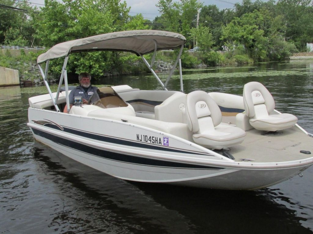 2006 Princecraft boat for sale, model of the boat is Ventura 192V L2S O/B & Image # 13 of 62