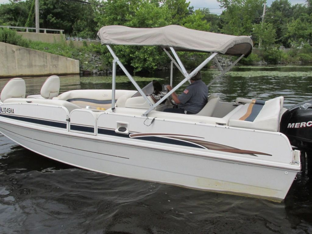 2006 Princecraft boat for sale, model of the boat is Ventura 192V L2S O/B & Image # 14 of 62