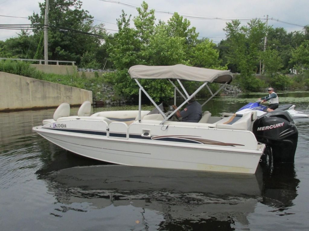 2006 Princecraft boat for sale, model of the boat is Ventura 192V L2S O/B & Image # 10 of 62