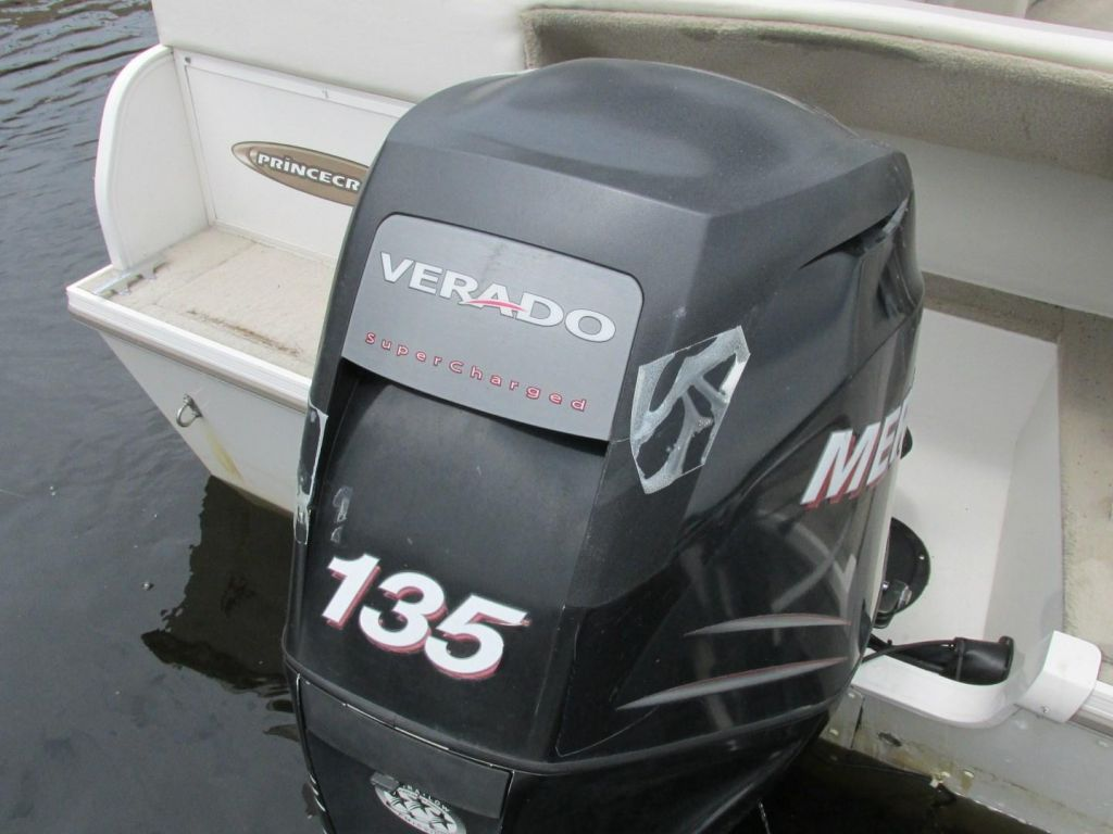 2006 Princecraft boat for sale, model of the boat is Ventura 192V L2S O/B & Image # 26 of 62