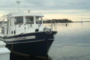 2006 NORDIC TUGS 32 FLY BRIDGE for sale