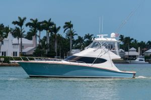 2018 HATTERAS GT 54 for sale