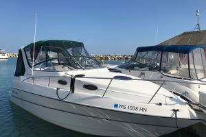 1997 FOUR WINNS 278VISTA for sale