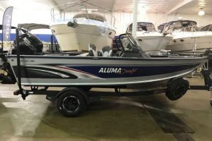 2018 ALUMACRAFT 175 for sale