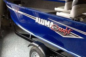 2018 ALUMACRAFT 145 for sale