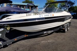 2011 LARSON 226 SENZA for sale