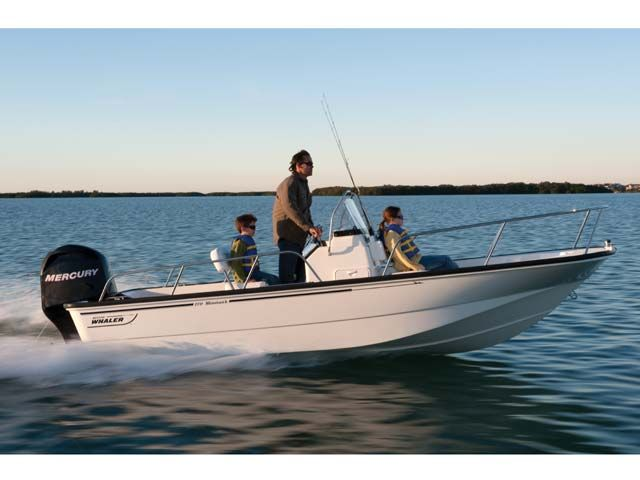 For Sale: 2013 Boston Whaler 170 17ft<br/>M & P Yacht Centre At Coal Harbour