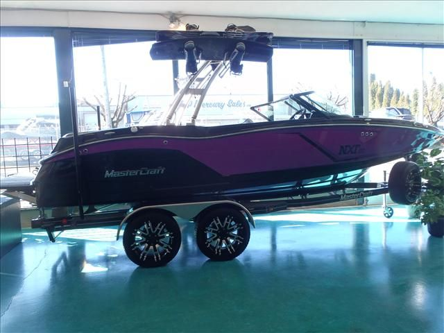 For Sale: 2015 Mastercraft Nxt20 20ft<br/>M & P Yacht Centre At Coal Harbour