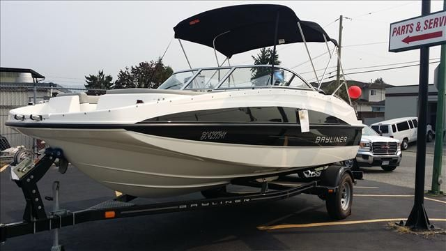 For Sale: 2013 Bayliner 190 19ft<br/>M & P Yacht Centre At Coal Harbour
